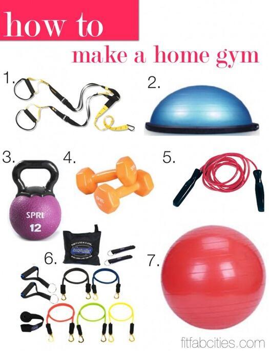 Elementos necesarios para hacer gimnasia en casa http://t.co/Tcx0tvi7jF http://t.co/DPs53ncRTm