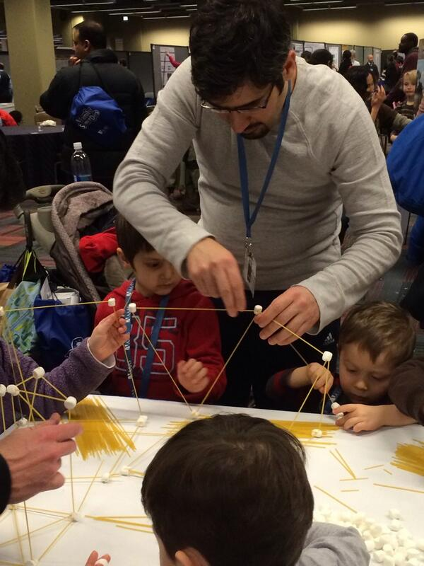 Having a blast at #FamSciDays! @MeetAScientist http://t.co/6T0YPEj7vz