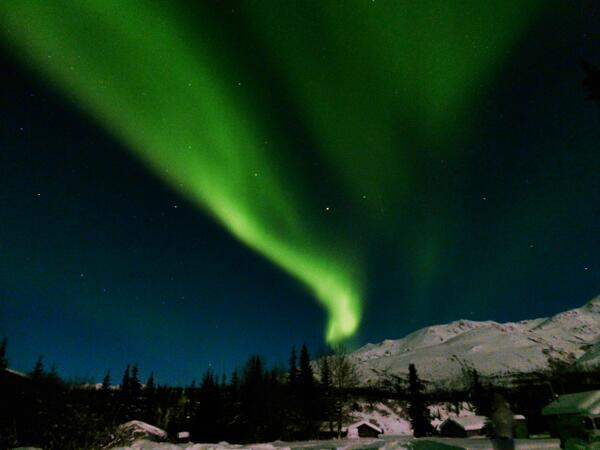 ICYMI: Winter in Alaska: watching the northern lights at -25ºF in Wiseman, http://t.co/6m8KIIsJln #awesome http://t.co/1mD0mkT7wZ