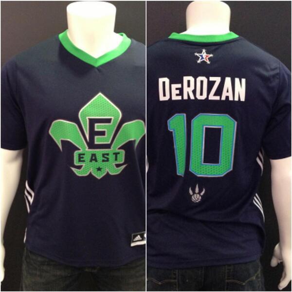 Get your official @DeMar_DeRozan #NBAAllStar jersey at @RealSports Apparel in #Toronto. #Raptors #RTZ http://t.co/sp8JUCpl3u