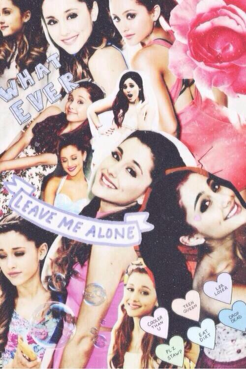 Ariana Grande Tumblr Collage 2014 #tumblr on Twit...