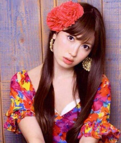 【小嶋陽菜】  美しいと思ったらRT♪  #こじはる  #小嶋陽菜 #AKB48