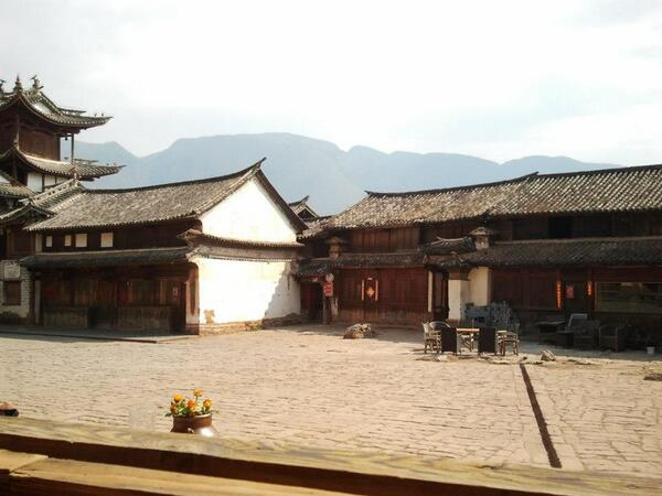 There's so much beauty in China, like this small ancient town in the southwest #china #ancient http://t.co/W9Ue0phhLI http://t.co/r6S7EbuzDE