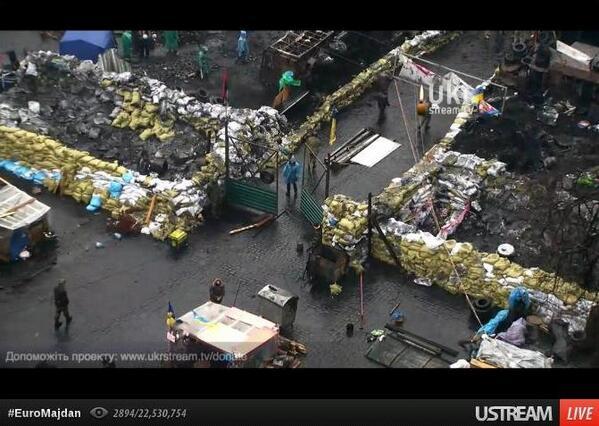 Thumbnail for EuroMaidan: Wut über politischen Stillstand entlädt sich