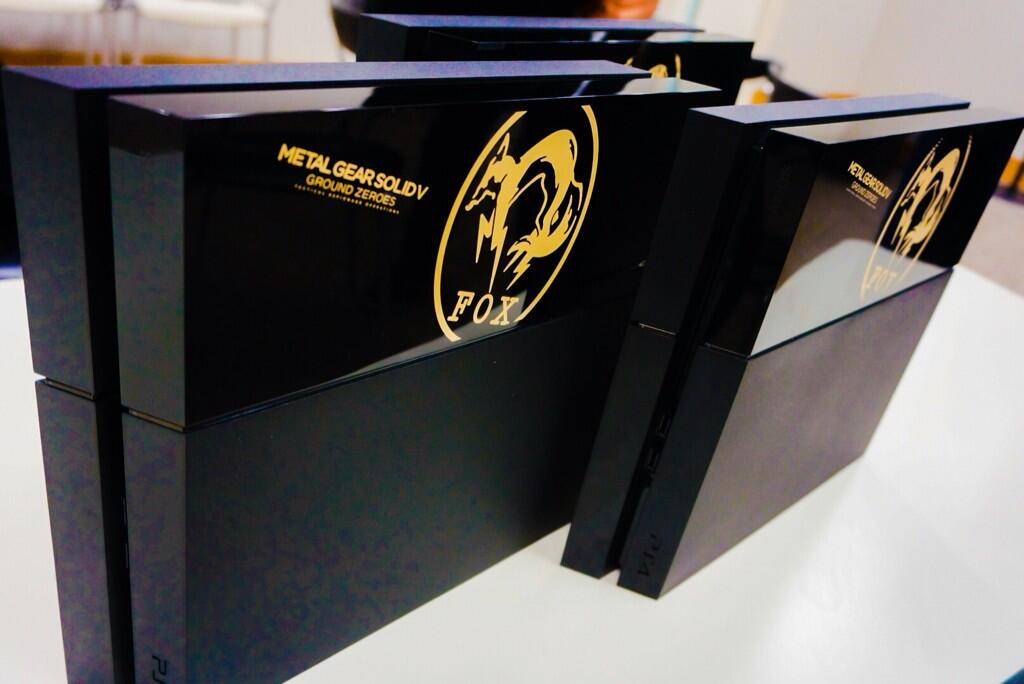 PS4 limited ground zeroes BgqYByDCQAEZ8qJ