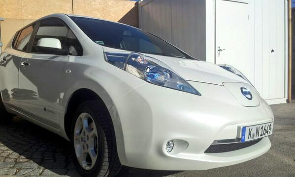 Thumbnail for Der Nissan Leaf