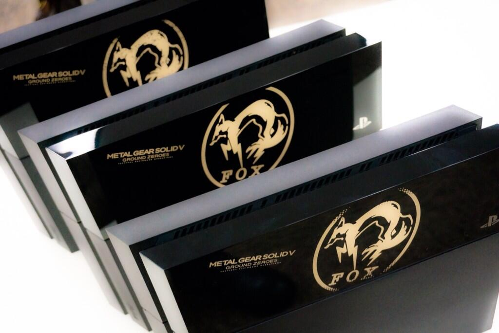 PS4 limited ground zeroes Bgqrm5TCYAAqGZJ