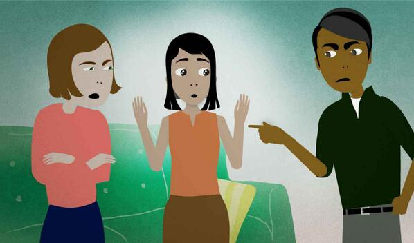 "Daily #English lesson: ""I'm staying out of it."" - http://t.co/AVZI2JMoZ4 http://t.co/y5KQft8fBu"