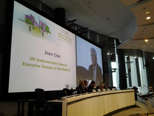 .@Joanclos: How can Europe contribute to the urbanization process taking place in the developing world? #eucities http://t.co/ivXIt9afQP