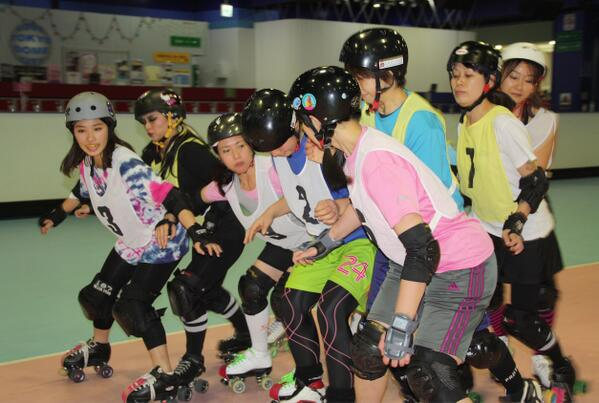 efd413b06fe8 Japan Roller Derby on Twitter