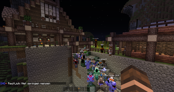 "dhd on twitter: ""gezellig op de dhd server! -> ip: http://t.co"