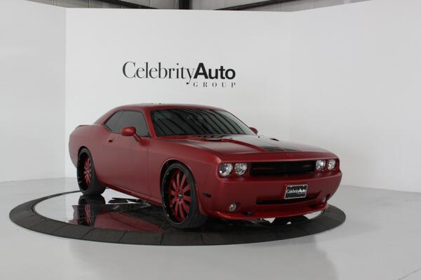 Celebrity Auto Group >> Celebrity Auto Group On Twitter 2009 Dodge Challenger Srt
