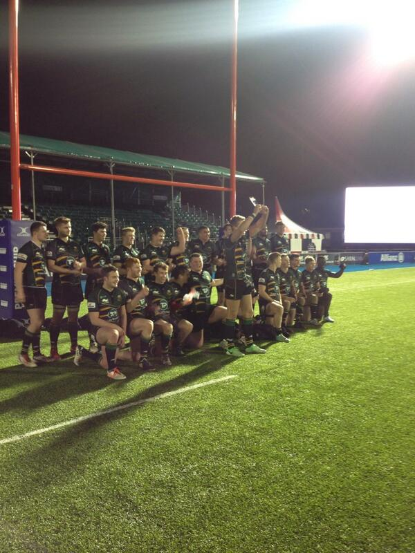 So proud of the @SaintsRugby u18s league champions great work everyone http://t.co/YA4fphFFN8