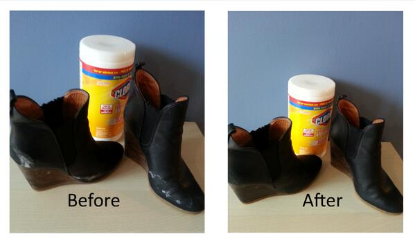 The Image Studios On Twitter Shoes Salty Clorox Wipes Instantly Remove Salt Stains From Leather Suede Thanks Best Tip Of Season