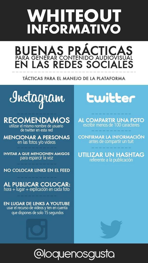 Si mañana andarás de foto-reportero, recuerda, sé parte de la comunicación. No des-informes #YoSoyTuVozVenezuela http://t.co/7eXmxx4fg3