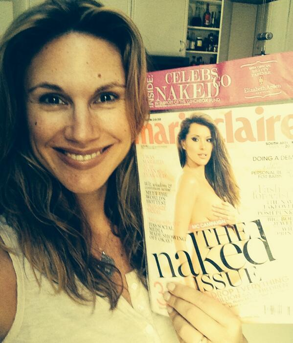 The @marieclaire_sa has hit the shelves, help feed a hungry child #LunchBoxFund #MCNaked http://t.co/B7F9j4cRzD