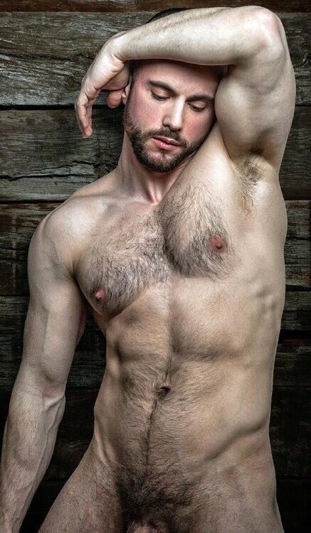 голые парни волосатые фото