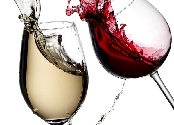 Cheers! February 18 is National 'Drink Wine' Day http://t.co/FjbHFykUs4 #DrinkWineDay  #foodimentary http://t.co/L0VYeDM3cz