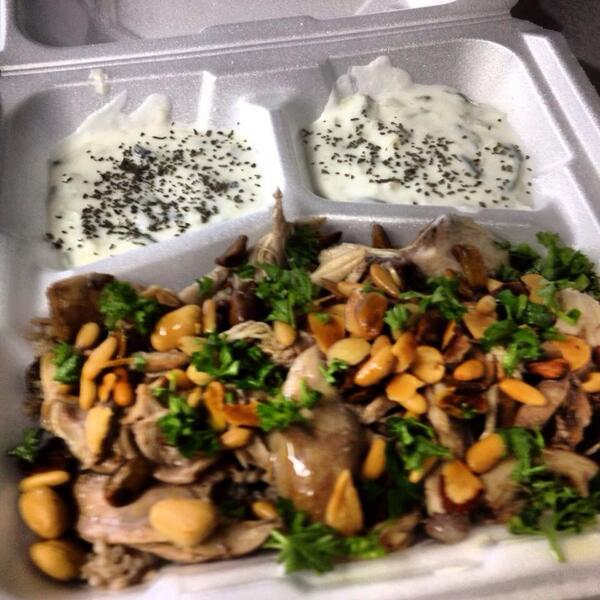 #FriendshipHeights we r headed ur way for lunch and what a surprise, we have our chicken&rice special tagging along http://t.co/3YFDFRfpbM