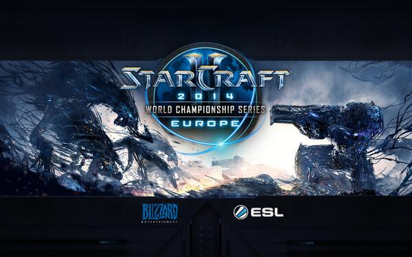 Your plans for the evening: #WCS Europe 2014 will start in an hour! http://t.co/8f76yWBZhP @StarCraft http://t.co/mZtnFVwv2J
