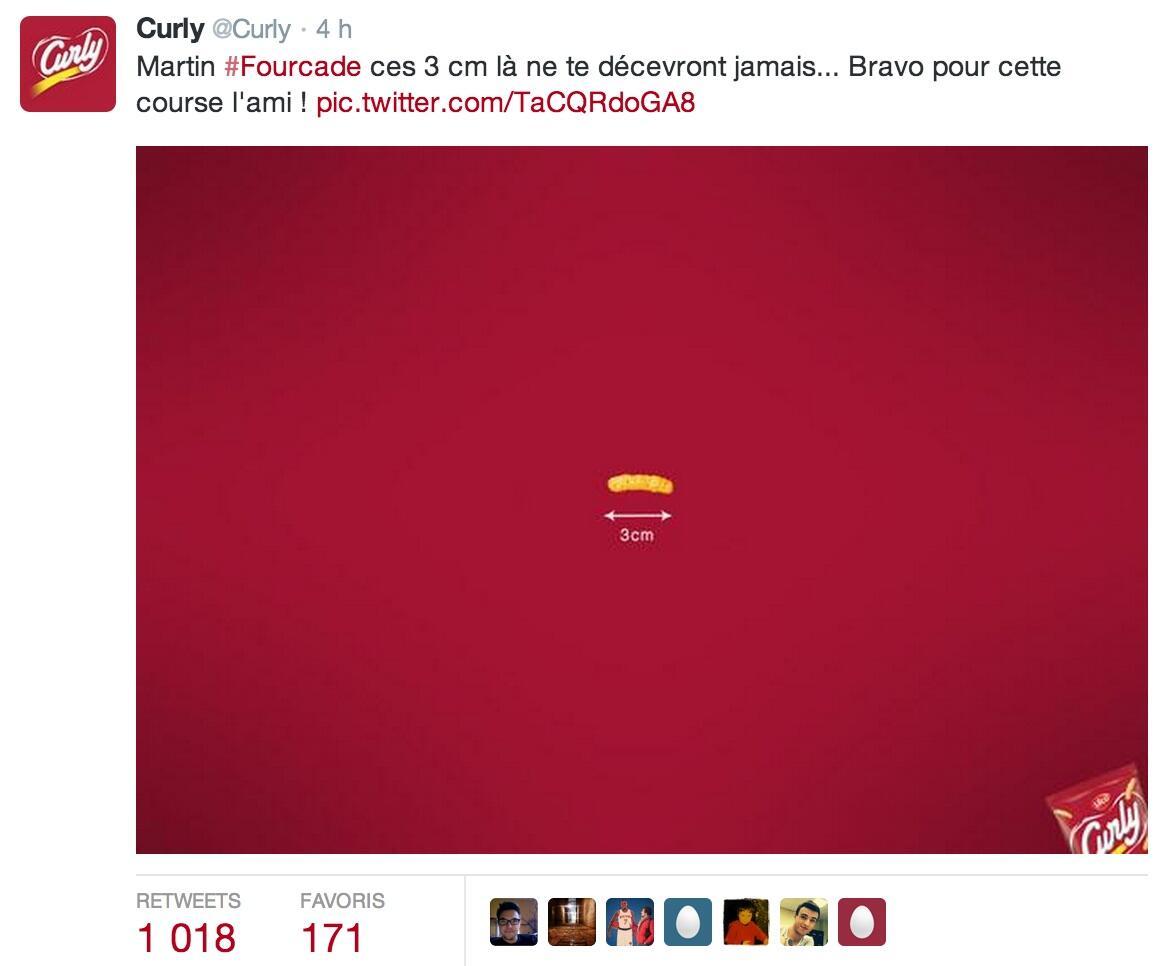 Twitter / julienfabro: La bonne opération #CM du ...