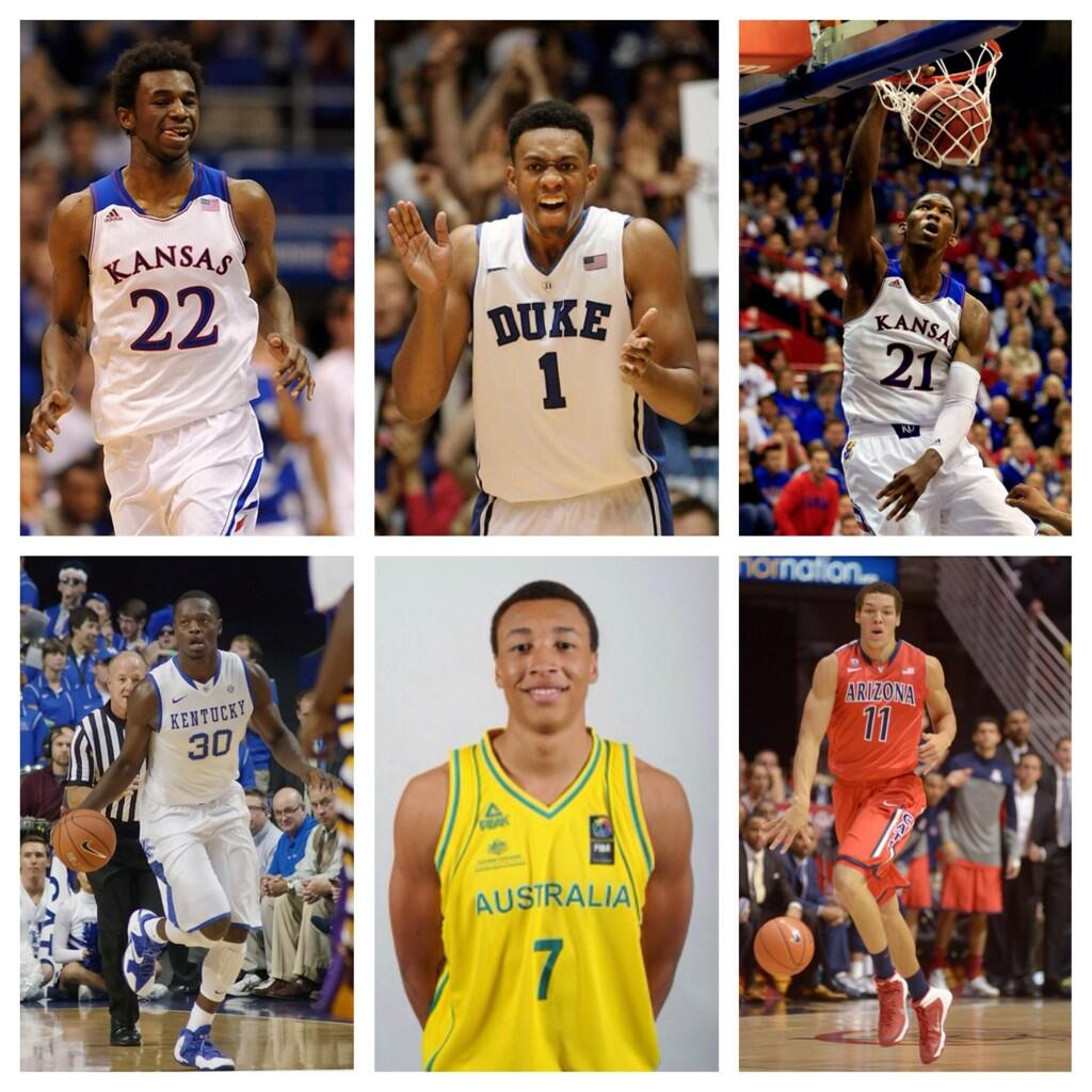 Looking At The Top 7 NBA Prospects