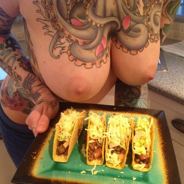 Tacos and titties