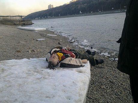 На Трухановом острове в Киеве нашли убитого майдановца