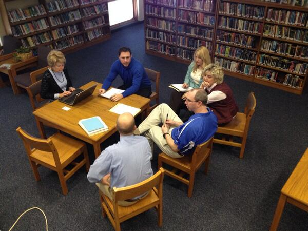 Collaboration. Solutions. Direction. Building capacity. Teachers as leaders of teachers. #hcsdchat http://t.co/19XZVwhvtw