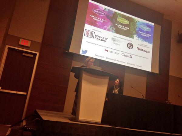 #ebookcraft is starting! @LauraB7 welcoming the attendees. #eprdctn http://t.co/z0qChCfXsC