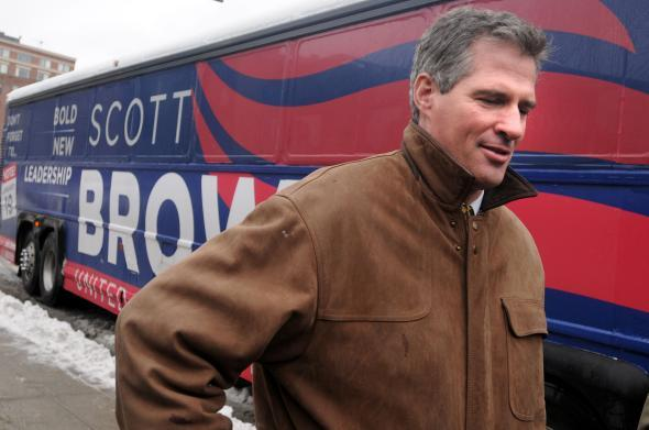 Scott Brown to launch exploratory committee for New Hampshire Senate run