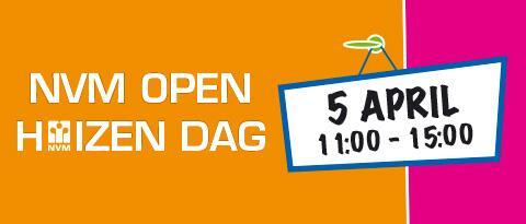 Save the date! Over precies een maand is er een NVM Open Huizen Dag. Zorg je dat je deurbel het doet?! #nvmopenhuis http://t.co/swXYeHk8Tm