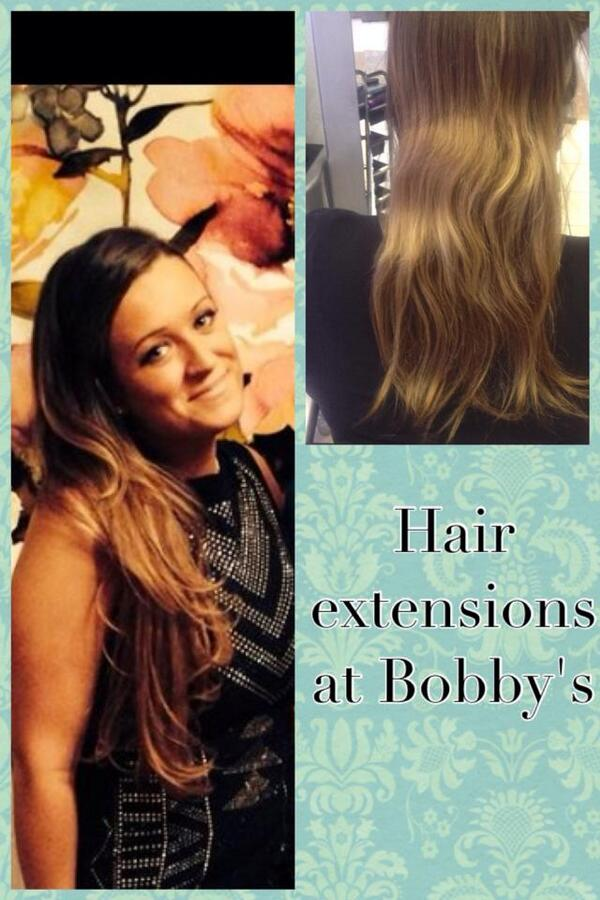 Bobbys Beauty On Twitter Micro Ring Hair Extensions At Bobbys