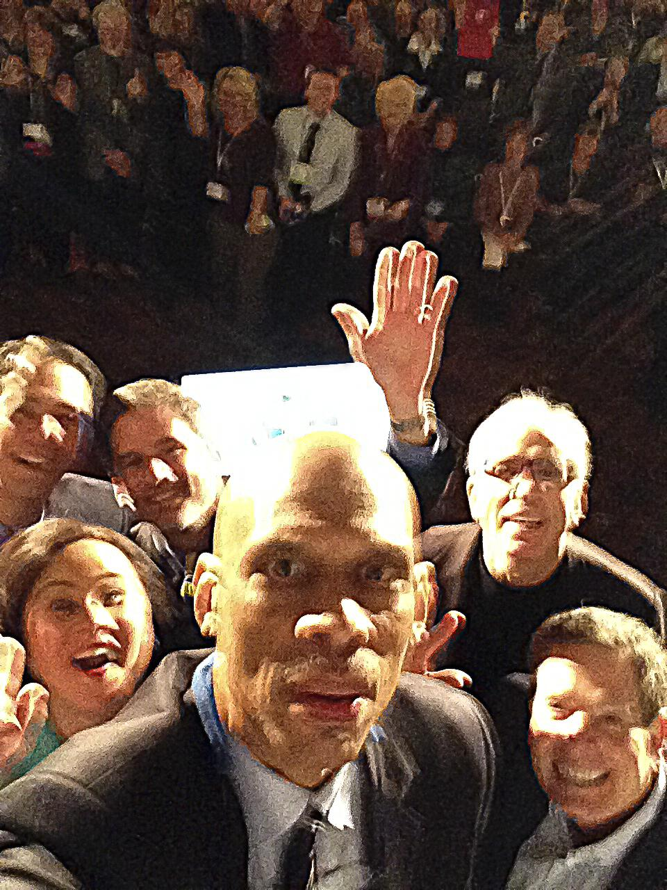 Twitter / TravelWI: If only @kaj33's arm was longer. ...