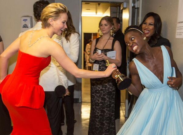 Caption this! #Oscars2014 http://t.co/9iogNZ05YT http://t.co/jwJsZrMqmR