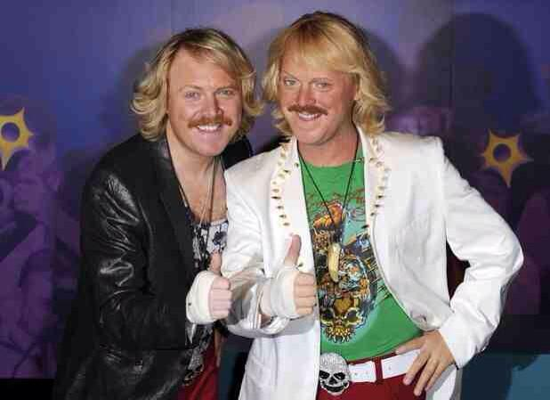 Me and me wax figurine at Madame Tussaud's. Changed me barnet since then like http://t.co/nF2tThOjQJ