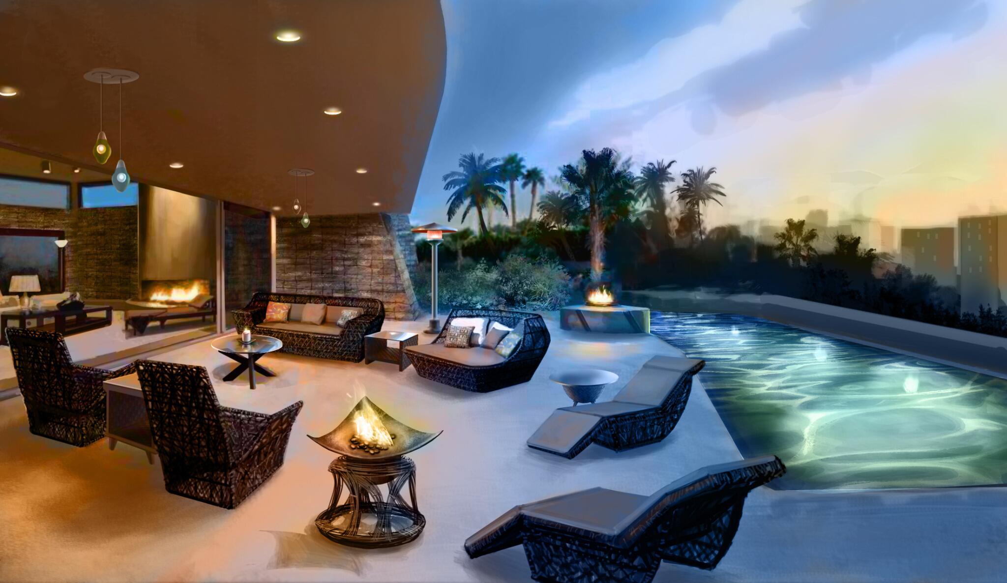 [Imagen]Los Sims 3 Al Caer la noche: terraza de apartamentos Bh0wAsyCEAA1ao4