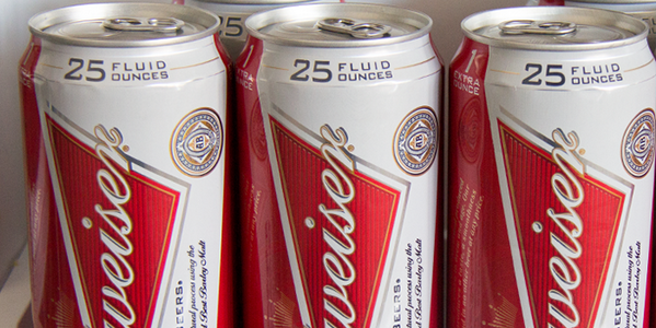 Image result for budweiser tall boy
