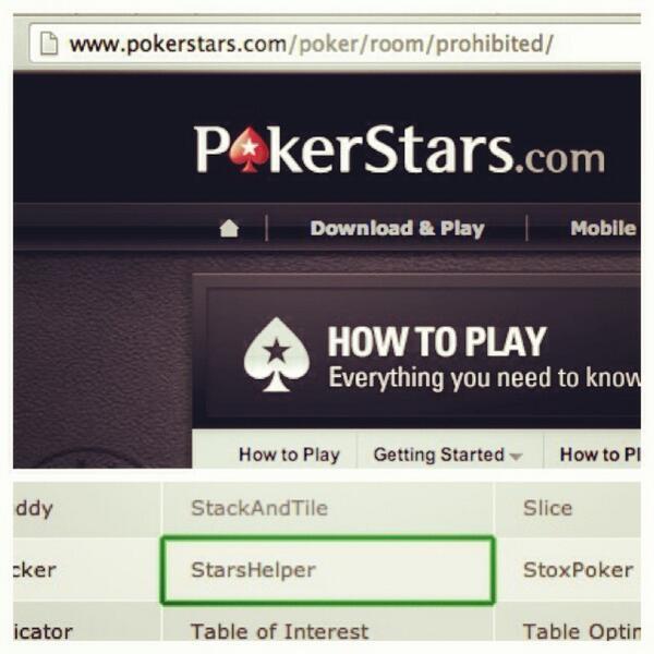 star code pokerstars 2018 года