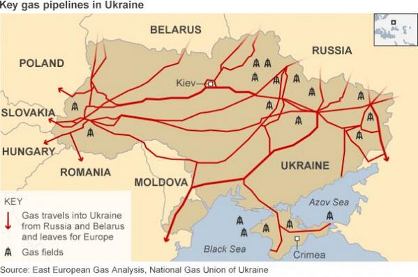 Wow: BBC map shows oil interests in eastern Ukraine... look at those pipelines: (via @Revkin) http://t.co/vfBFhSW1ez http://t.co/zgpPDoqv7U
