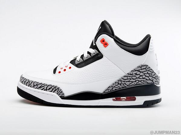 contrast is key for this air jordan 3 retro infrared 23 drop this saturday  more 6fde20282265
