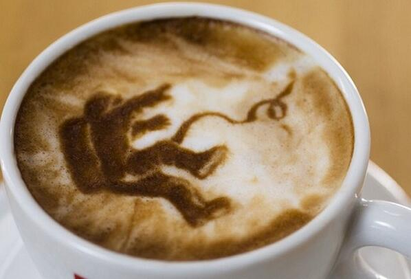 Incredible Food Art: This master latte artist creates Oscar movies, city skylines in y http://t.co/34XOKbMOZz... http://t.co/FflABXCH3H