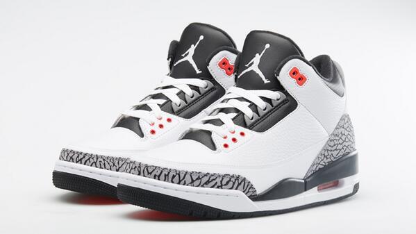 nike dunk rouge - Foot Locker on Twitter: \u0026quot;The Air Jordan 3 Retro \u0026quot;Infrared 23 ...
