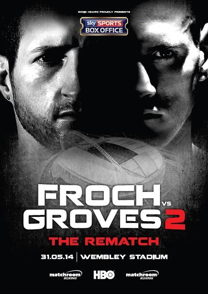 WEMBLEY!!!! #FrochVGroves2 RT http://t.co/u3mlzhAF2R