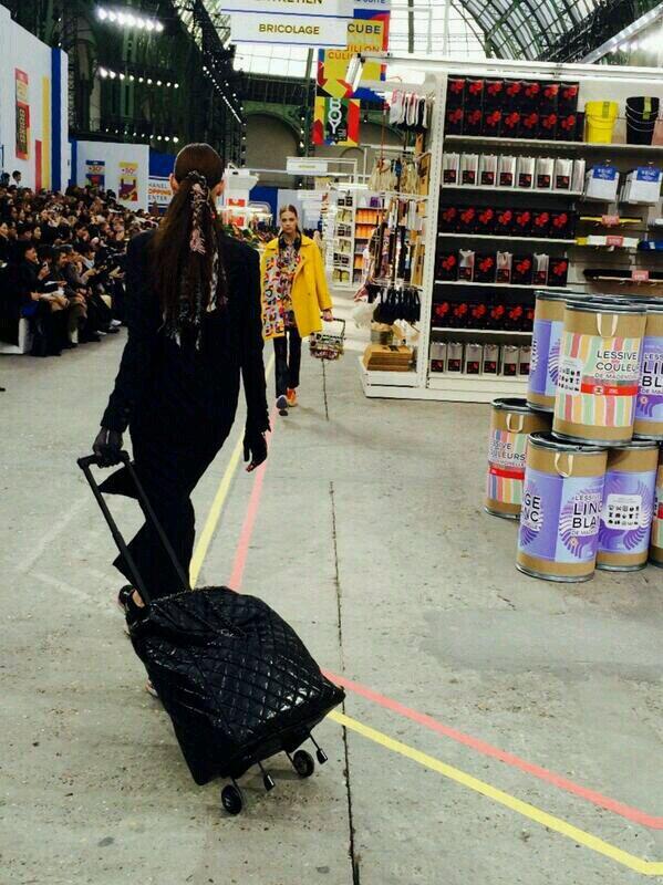 supermarché chanel grand palais