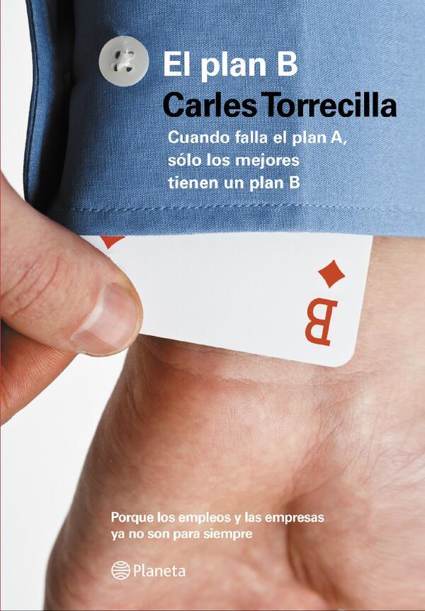 """El 19/03 presento mi nuevo libro """"El plan B"""" en ESADE. ¿Te apuntas? http://t.co/0VnesOl3Zn @ESADEAlumni http://t.co/y1AgOXEh49"""