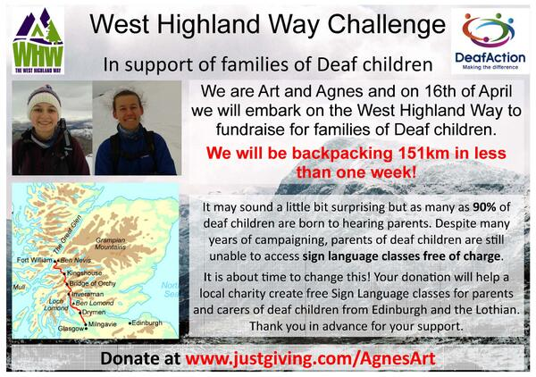We're fundraising for Sign Language classes for parents of Deaf children.  To donate: http://t.co/3cIF8Ld3Nr http://t.co/kZb8cuEE93
