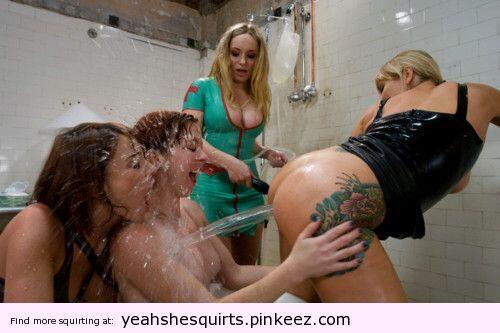 Brianna love squirting