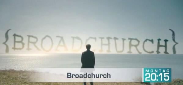Broadchurch logo in Austria