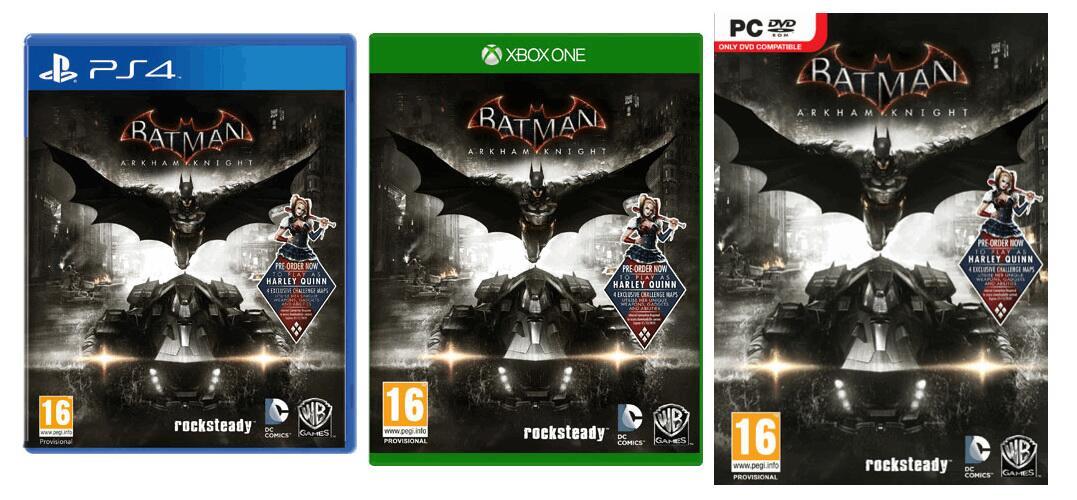 Batman: Arkham Knight, Arkham Knight